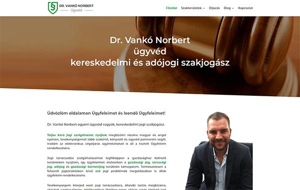 Dr. Vankó Norbert