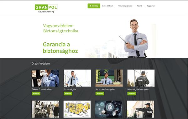 Granpol Kft. - Épületbiztonság